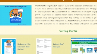 The extras are extensive, including full curricular plans with worksheets and supporting materials.