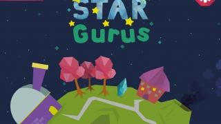In Star Gurus, kids digitally connect the dots with a stellar theme.