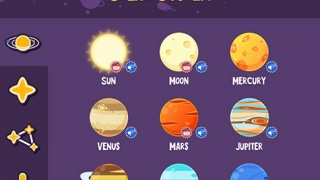 Explore the planets of our solar system.