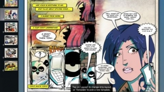 Students can get as complex with their comic designs as time and their imaginations will allow.