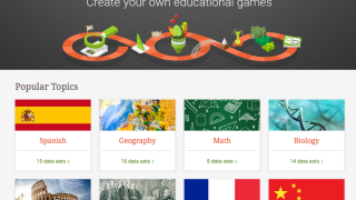 Play from a library of games created by Sugarcane and its users.