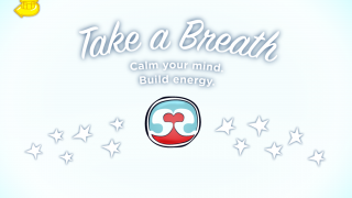 Between each pose, kids are encouraged to take a deep breath and pause for relaxation.