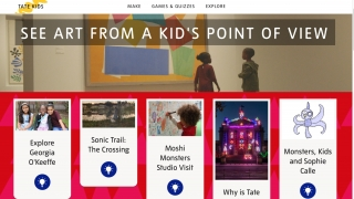 The Kids View collection puts the focus on kids' questions and thoughts.