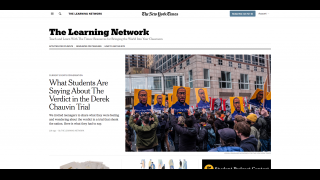 The home page highlights recent stories, contests, and quizzes.