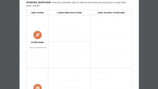 Worksheets are available for teachers to incorporate into the classroom.