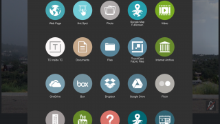 The vApps allow you to bring in resources from all over the internet or cloud.