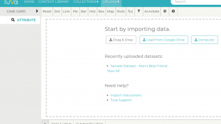 Import your own class data.