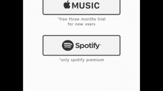 Connect to your music accounts and practice with your favorite songs.