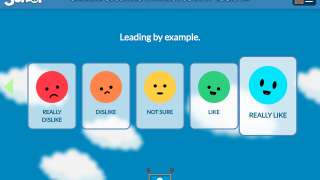 Emoji-based interest inventories give students a chance to think about what they like and don't like to do.