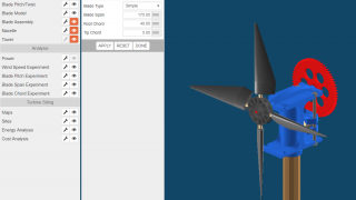 Use simple CAD simulation tools to design, test, and improve a model before actually building it.