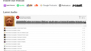 A podcast is available on popular platforms for audio overviews of key topics.