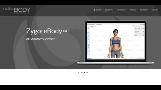 Zygote Body is a 3D human body interactive tool.