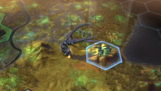 Players encounter different kinds of native life throughout the game.