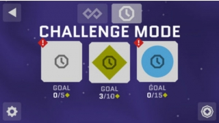 Take on different modes of play, such as timed challenges.