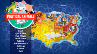 Political Animals is an election simulation game.
