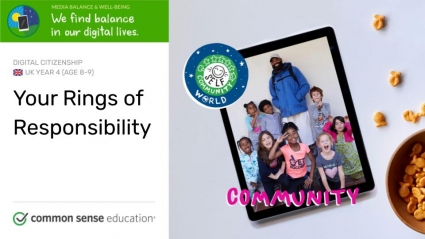 Cover slide of lesson deck