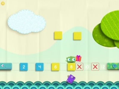 Tiggly Addventure: Number Line & Math Learning Game for Preschool ...