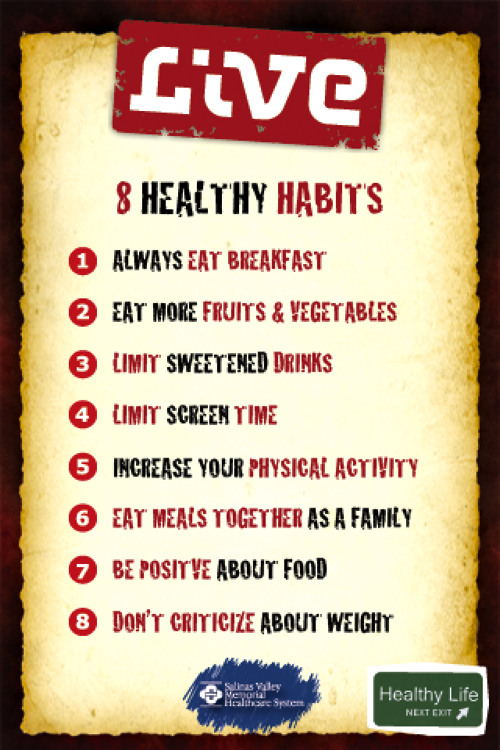 essay - how to have a healthy lifestyle